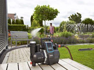 pompe pour puit jardin